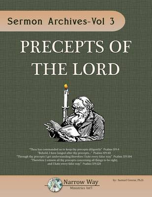 Precepts of the Lord (Paperback): Samuel Neal Greene