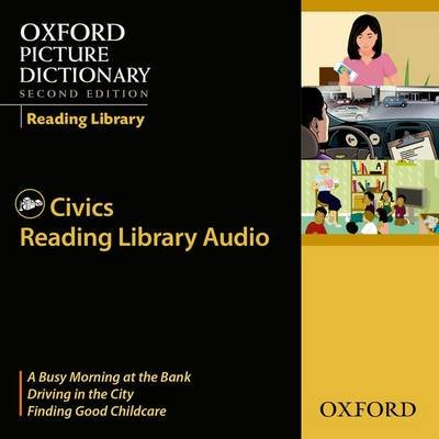Oxford Picture Dictionary 2nd Edition Reading Library Civics CD (Standard format, CD, 2 Revised Edition):