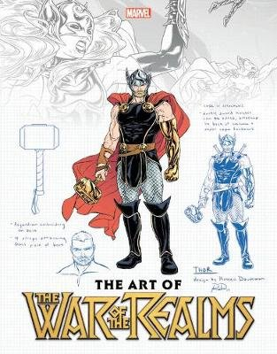 The Art Of War Of The Realms (Paperback): Jess Harrold