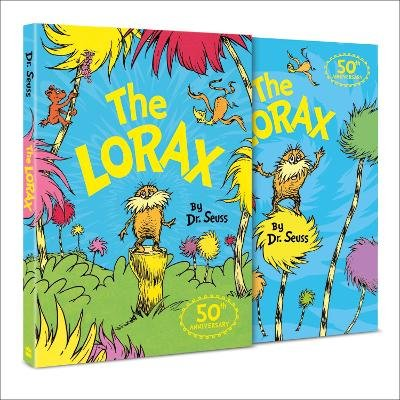 The Lorax (Hardcover, Special How to Save the Planet Edition): Dr. Seuss