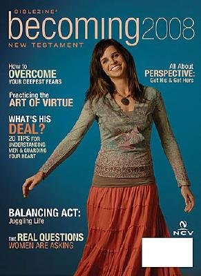 Ncv Becoming 2008 - New Testament (Paperback, 2008): Margaret Oines