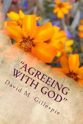 Agreeing with God - A One Year Daily Devotional (Paperback): MR David M Gillespie