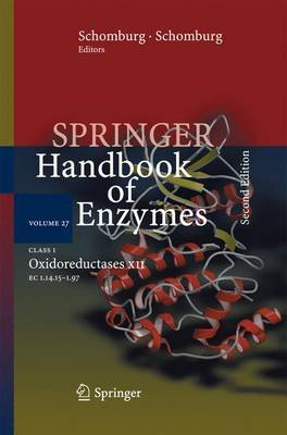 Class 1 Oxidoreductases XII 2006 - Ec 1.14.15 - 1.97 (Paperback, 2nd Revised edition): Dietmar Schomburg, Ida Schomburg