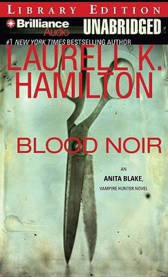 Blood Noir (Audio cassette, Library ed.): Laurell K. Hamilton