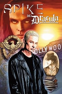 Spike vs. Dracula (Paperback): Peter David