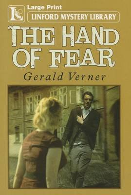 The Hand of Fear (Large print, Paperback, Large type edition): Gerald Verner