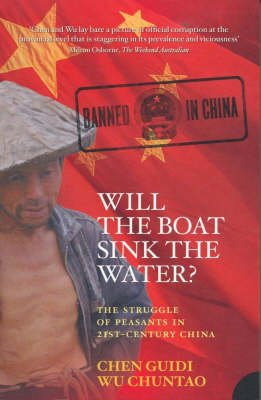 Will The Boat Sink The Water? (Paperback): Guidi Chen, Chuntao Wu