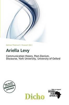 Ariella Levy (Paperback): Delmar Thomas C. Stawart