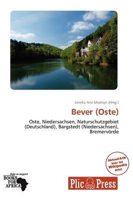 Bever (Oste) (German, Paperback): Janeka Ane Madisyn