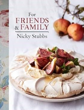 For Friends & Family (Hardcover): Nicky Stubbs