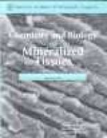 Chemistry and Biology of Mineralized Tissues - Proceedings of the Sixth International Conference, Vittel, France (Paperback):...