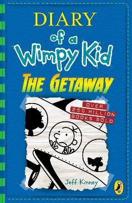 Diary of a Wimpy Kid 12: The Getaway (Paperback): Jeff Kinney