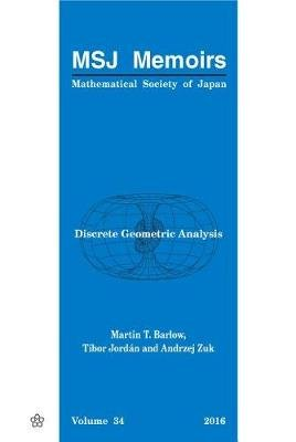 Discrete Geometric Analysis (Paperback):
