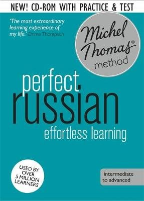 Perfect Russian Intermediate Course: Learn Russian with the Michel Thomas Method (English, Russian, Standard format, CD,...
