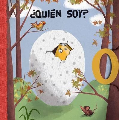 Quien Soy? (Spanish, Board book): Paz Barroso
