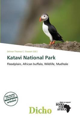 Katavi National Park (Paperback):