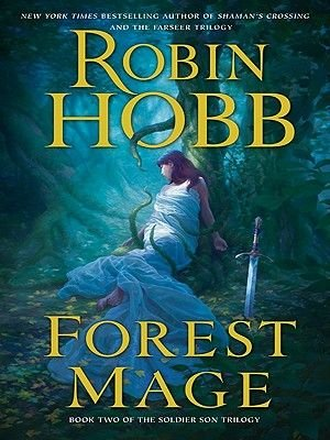 Forest Mage (Electronic book text): Robin Hobb
