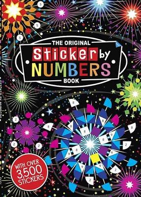 The Original Sticker by Numbers Book (Paperback): Joanna Webster