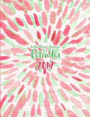 budget planner organizer calendar 2017 6x9 8 5x11 budget book