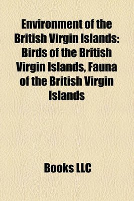 Environment of the British Virgin Islands - Birds of the British Virgin Islands, Fauna of the British Virgin Islands...