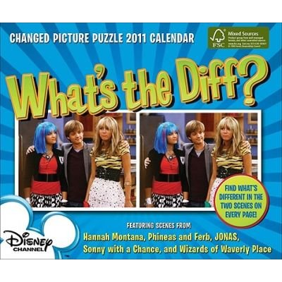 What's the Diff? - 2011 Day-To-Day Calendar (Calendar): Andrews McMeel Publishing