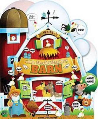 Die Cut Old Macdonalds Barn (Novelty book):
