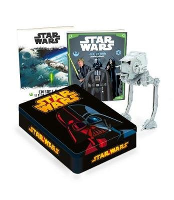 Star Wars: Collectible Tin - Return Of The Jedi (Kit): Lucasfilm Ltd, Egmont Publishing UK