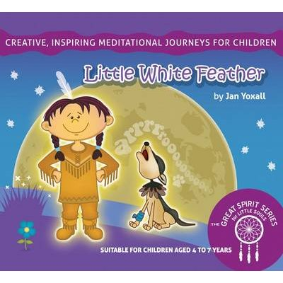 Little White Feather (CD): Jan Yoxall