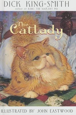 The Catlady (Hardcover, Library binding): Dick King-Smith