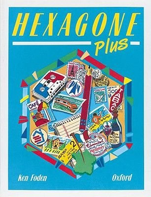Hexagone Plus Students' Book (French, Paperback): Ken Foden