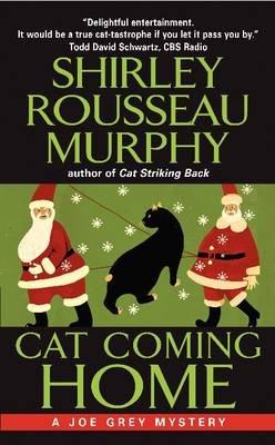 Cat Coming Home (Paperback): Shirley Rousseau Murphy