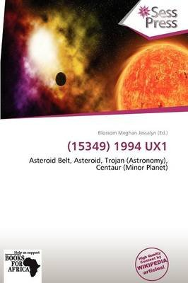(15349) 1994 Ux1 (Paperback): Blossom Meghan Jessalyn