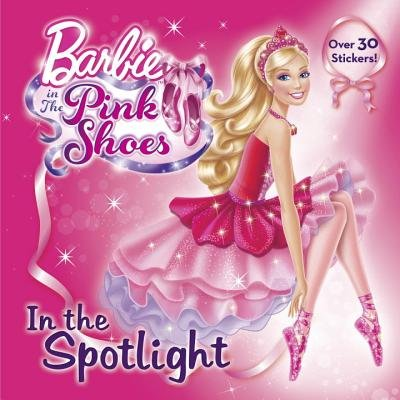 Barbie in the Pink Shoes: Picture back in the Spotlight (Paperback): Mary Man-Kong