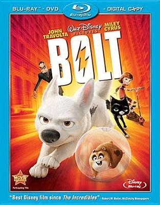 Bolt (Region A Import Blu-ray disc, Special): Voice Of John Travolta, Voice Of Randy Savage