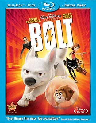 Bolt (Region A Import Blu-ray disc, Special): Voice Of John Travolta, Voice Of Randy Savage