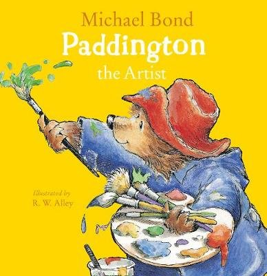 Paddington the Artist (Paperback): Michael Bond