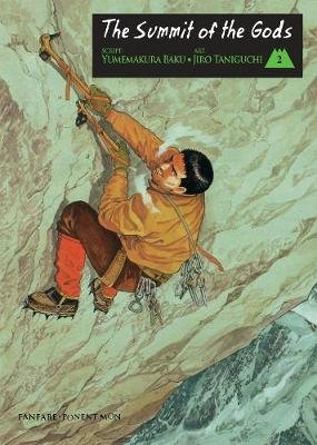 Summit Of The Gods Vol.2 (Paperback): Jiro Taniguchi