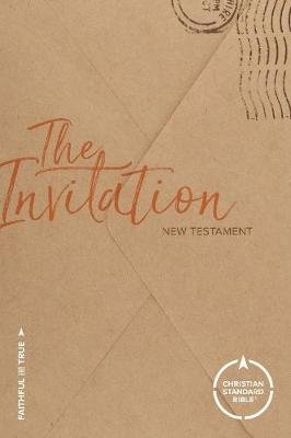 CSB the Invitation New Testament (Paperback): CSB Bibles by Holman