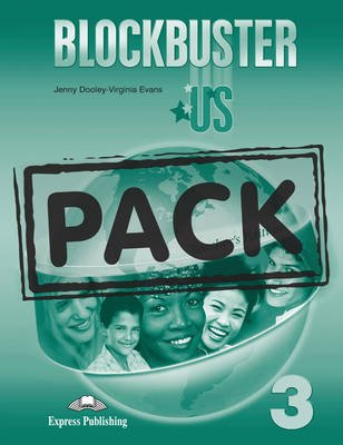 Blockbuster, Level 3 - Teacher's Pack (US) (Paperback): Virginia Evans, Jenny Dooley
