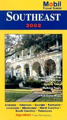 "Mobil Travel Guide 2002 - Southeast (Paperback, illustrated edition): ""Consumer Guide"""