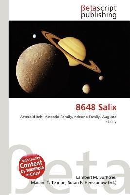 8648 Salix (Paperback): Lambert M. Surhone, Mariam T. Tennoe, Susan F. Henssonow