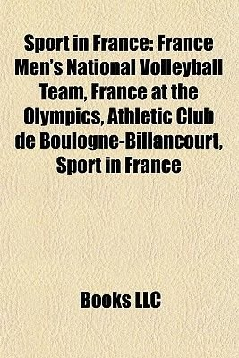 Sport in France - Basque Sport, France at the Maccabiah, France at the Olympics, France at the Paralympics, French Sport Stubs...