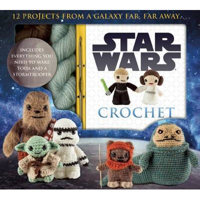 Star Wars Crochet (Kit): Lucy Collin