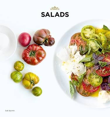 Salads - Over 60 satisfying salads for lunch and dinner (Paperback): Sue Quinn