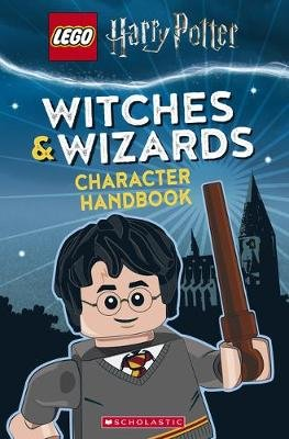 Witches and Wizards Character Handbook (LEGO Harry Potter) (Hardcover): Samantha Swank