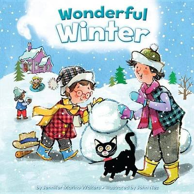 Wonderful Winter (Hardcover): Jennifer Marino Walters