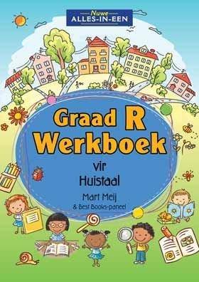 Nuwe Alles-In-Een Graad R Werkboek: Ons Doen Huistaal (Afrikaans, Paperback): Mart Meij, Best Books Panel