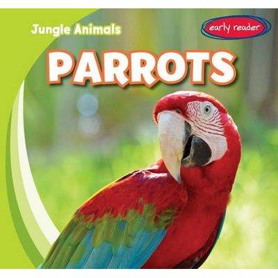 Parrots (Hardcover): Rob Ryndak