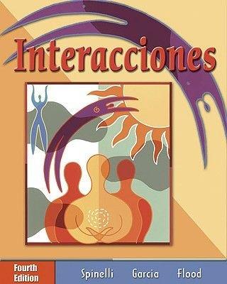 Interacciones Text/Audio Cdpk (Paperback, 4th edition): Spinelli
