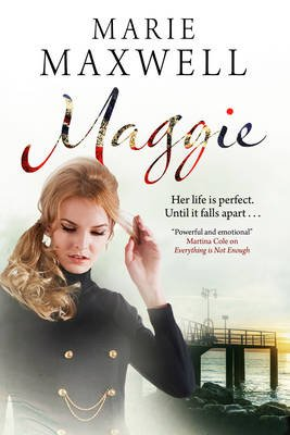 Maggie - A Gripping Saga Set in the Swinging Sixties (Large print, Hardcover, Large type edition): Marie Maxwell